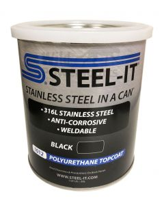 STEEL-IT Black Polyurethane 1012Q (Quart)