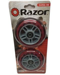 Razor A2 Scooter Wheels (Clear)