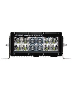 "E-series 6"" Spot/flood Amber Light Bar"