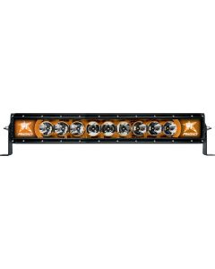 "Radiance Plus 20"" Light Bar - Amber Backlight"