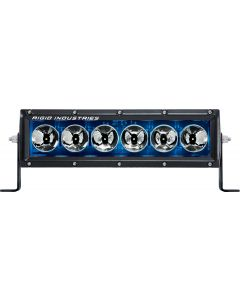 "Radiance Plus 10"" Light Bar - Blue Backlight"