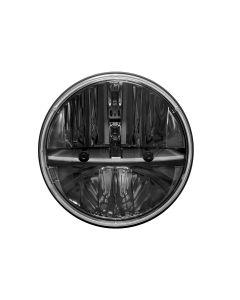 "7"" Round Headlight Single"