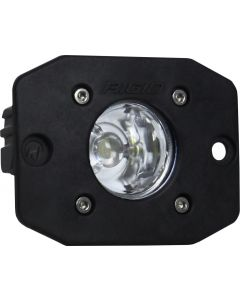Ignite Flood Flush Mount Black