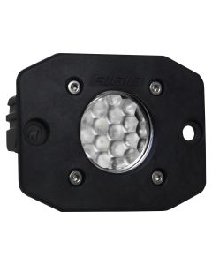 Ignite Diffused Flush Mount Black