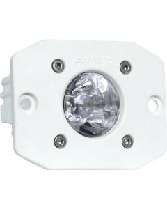 Ignite Spot Flush Mount White
