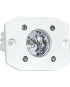 Ignite Flood Flush Mount White