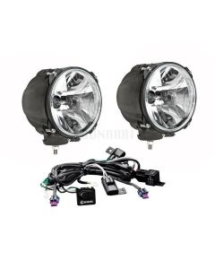 Carbon Pod – 70w Hid Spread System (pair)