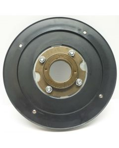 MX350/MX400 Inner/Outer Chain Plate w/ Sprocket & Freewheel