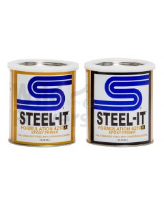 Steel-It Epoxy Primer 4210Q (2 Quart Kit)