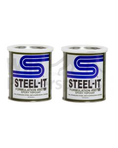 Steel-It Epoxy Finish 4907Q (2 Quart Kit)