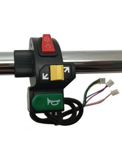 Handlebar Horn / Light / Signal Switch