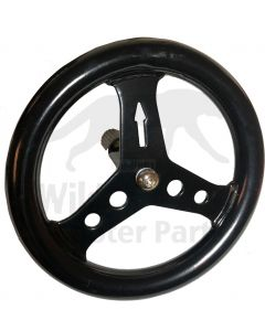 Crazy Cart Steering Wheel w/ Bolt