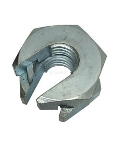 Dual locking axle nut for cruzin cooler