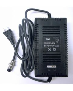36V - 1.6A Battery Charger (3 Pin Inline connector)-V2
