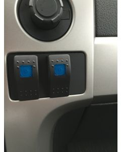 F150 Switch Panel for Cubby