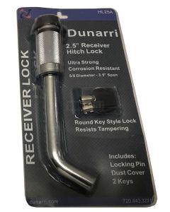 """2.5"""" Reciever Hitch Lock"""