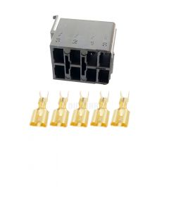 Combined Connector for Dunarri PRO Switches