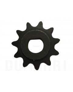 Single D bore Sprocket #25