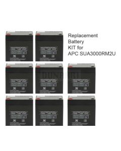 SUA3000RM2U replacement battery kit