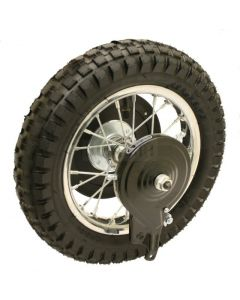 Razor MX350 Rear Wheel Assembly