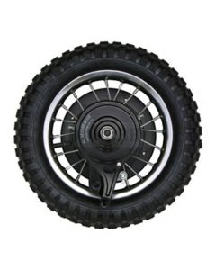 Razor MX350 Rear Wheel Complete