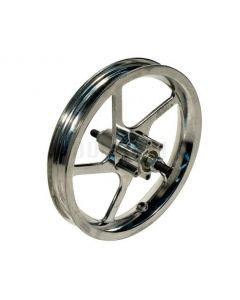Alloy Rim Wheel with Disc Mount