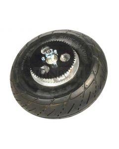 Rear Wheel Assembly