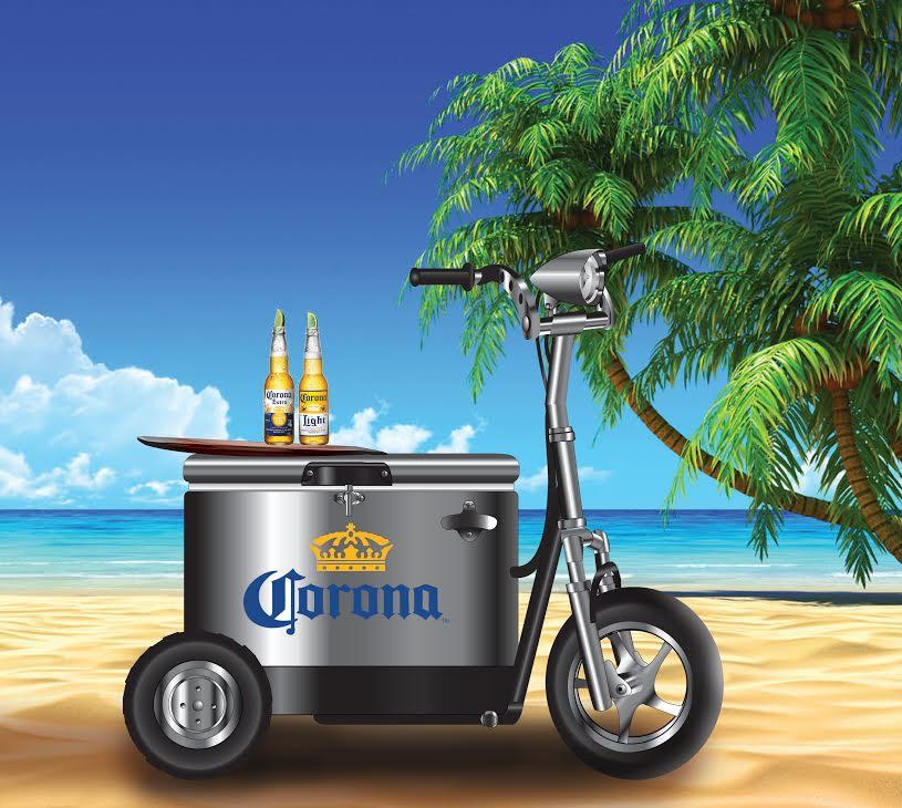 Corona Theme Cooler