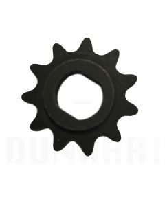 11 tooth sprocket with dual d bore