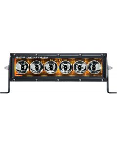 "Radiance Plus 10"" Light Bar - Amber Backlight"