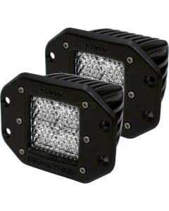 Dually Diffused Flush Mount (2)