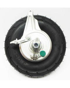 PR200 Rear Wheel and Brake Plate