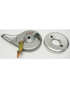 MX350/MX400 Brake Drum w/ Anchor & Brake Spring