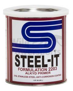 STEEL-IT Alkyd Primer 2203Q Quart (Alykd Precoat - Primer for Polyurethane topcoat)