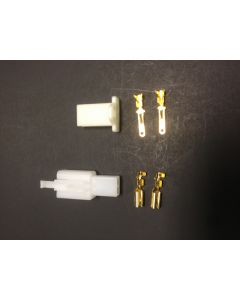 2 Pin Connector Set for Electric Scooters