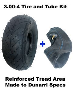 Razor E300 tire and inner tube