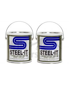 Steel-It Epoxy Finish 4907G (2 Gallon Kit)