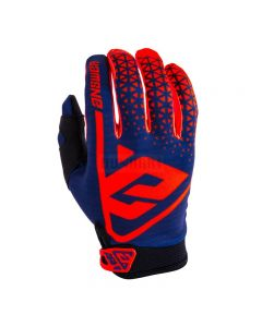Answer AR1 Gloves - Red / Midnight (Large)
