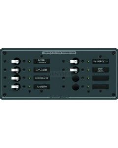 Blue Sea Systems Power Distribution (8 position - 120v)