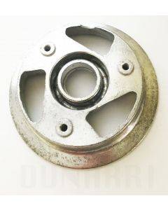 Cruzin Cooler Inside Rear Wheel