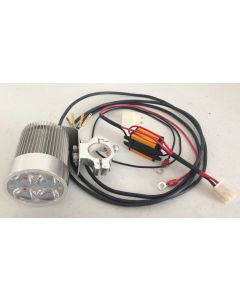 Dunarri Headlight Kit for ebike, scooter, cruzin cooler