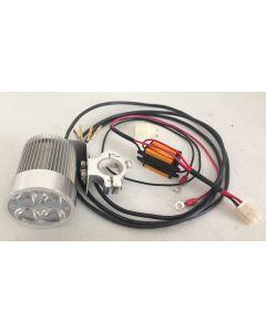 Dunarri Headlight Kit for ebike, scooter, cruzin cooler