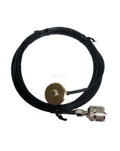 Ultra Thin Antenna Mount Cable Assembly