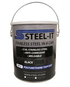 Steel-It BLACK Polyurethane 1012G (Gallon)