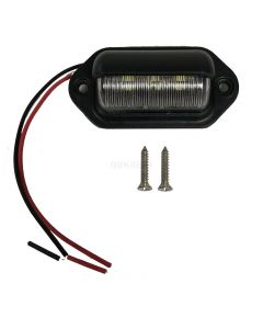 LED License Plate Light (UTV, ATV, Motorcycle)