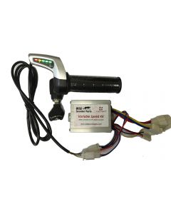Razor Variable Speed Kit with Key Throttle