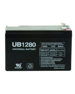 12V 18 AH Battery - Model ub1280