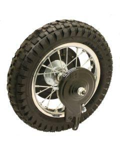MX350 MX400 Rear Wheel Assembly