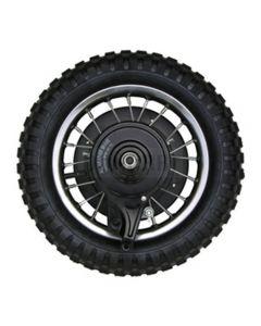 Razor MX350 Rear Wheel Complete