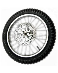 Front Wheel Complete (Razor Dirt Rocket MX500 & MX650)